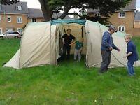 6-7 man tent