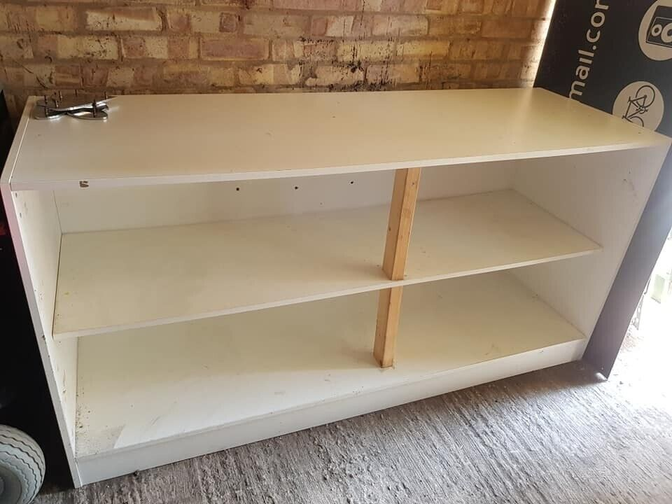 wholesale dealer 1701c 331ea Large shop desk / counter with storage - - Height 35 Inch - Width 71 -  Depth 24 | in Southport, Merseyside | Gumtree