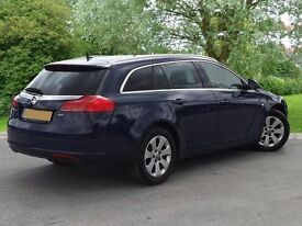★12 MONTHS WARRANTY★(2011) VAUXHALL INSIGNIA 2.0 CDTI 16v SRI - ALLOYS - TOP SPC -FREE DELIVERY UK