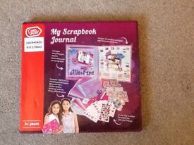 My Scrapbook Journal by Chad Valley