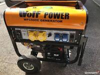 Wolf Power GENERATOR WP5500E
