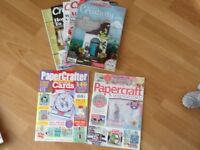 Card craft magazines