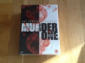 NEW Murder One 11 Disc box set