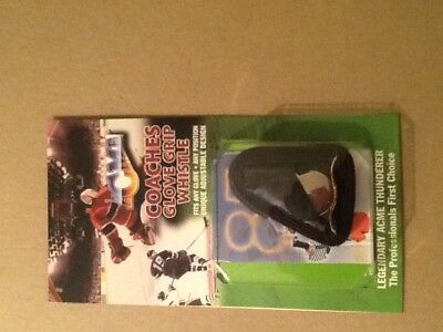 (Acme  Coaches Glove Grip Whistle model246/60.5)