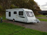 Elddis Odyssey tourer (2009). Good condition with many extras. All you need to get caravanning