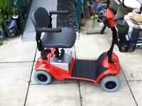 KYMCO FOR-U MINI MOBILITY SCOOTER