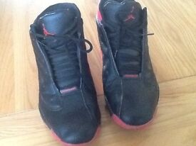 Jordan Retro 13 Black/Red