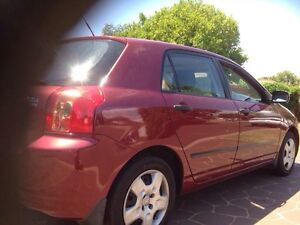 Toyota Corolla 2006 with rego & rwc Toowoomba Toowoomba City Preview