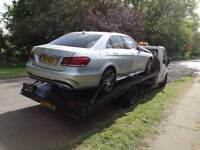 Cheap Breakdown Car Recovery 24 Hours.Towing ,jump start A1M, A414, Friendly service