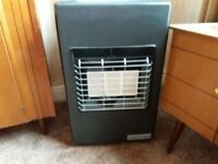 Camilla Gas Heater-portable on wheels