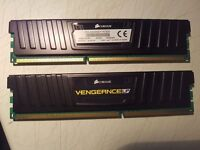 Corsair VengeanceLP 2x2GB DDR3 (CML4GX3M2A1600C9)