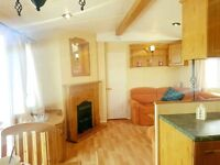 Rare stunning static caravan at Seawick and St Osyth - center lounge - 3 bedroom - double glazed!