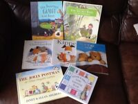 Various Children's Books - popular titles