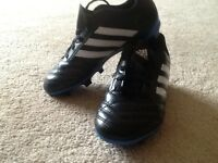 Childrens Adidas football boots size 13