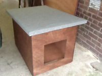 Brand new dog box/kennels for sale. £58. Free delivery.