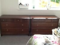 Stag Minstrel 6 drawer chest of drawers