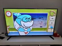 """Blaupunkt 43""""LED Smart TV in excellent working condition"""