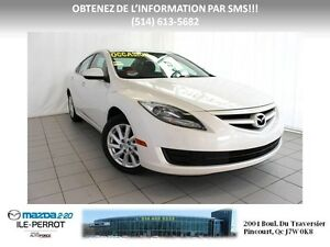 2012 Mazda Mazda6 GS AIR CLIM AUTOMATIQUE