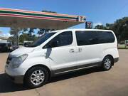 2008 Hyundai iMAX - 8 Seater -Diesel - Rego  - Driveaway Cleveland Redland Area Preview