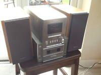 Panasonic CD Stereo System SA-PM17