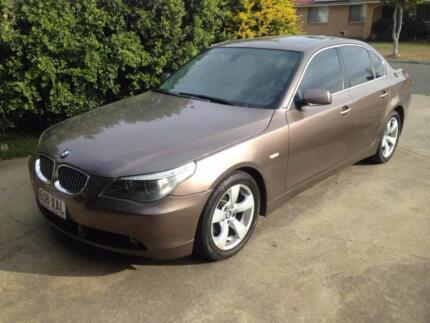 2004 BMW 5 Sedan