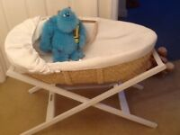 Babies Crib on Stand from John Lewis
