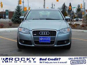 2008 Audi A4 $12,995 PLUS TAX