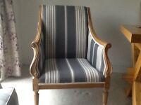 Bespoke chair.