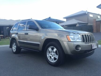 2005 Jeep Grand Cherokee Wagon Underwood Logan Area Preview