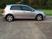 2014 VW GOLF S BLUEMOTION TECH 1.6TDI DIESEL .THIS CAR IS IN EXCELLENT CONDITION .