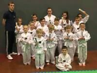 Taekwondo club