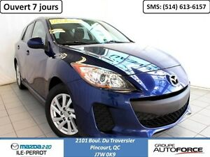 2012 Mazda Mazda3 GS SPORT 2.5 BLUETOOTH