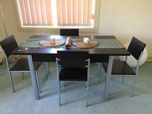 Dining table set (with 4 chairs) Randwick Eastern Suburbs Preview