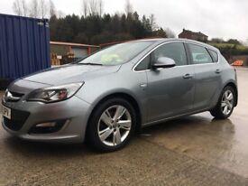 Vauxhall Astra 2.0 ltr SRi