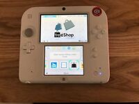 2DS CONSOLE WITH EXTRAS AND 24 MONTH WARRANTY!