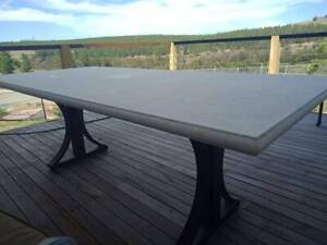 Marble Outdoor Table
