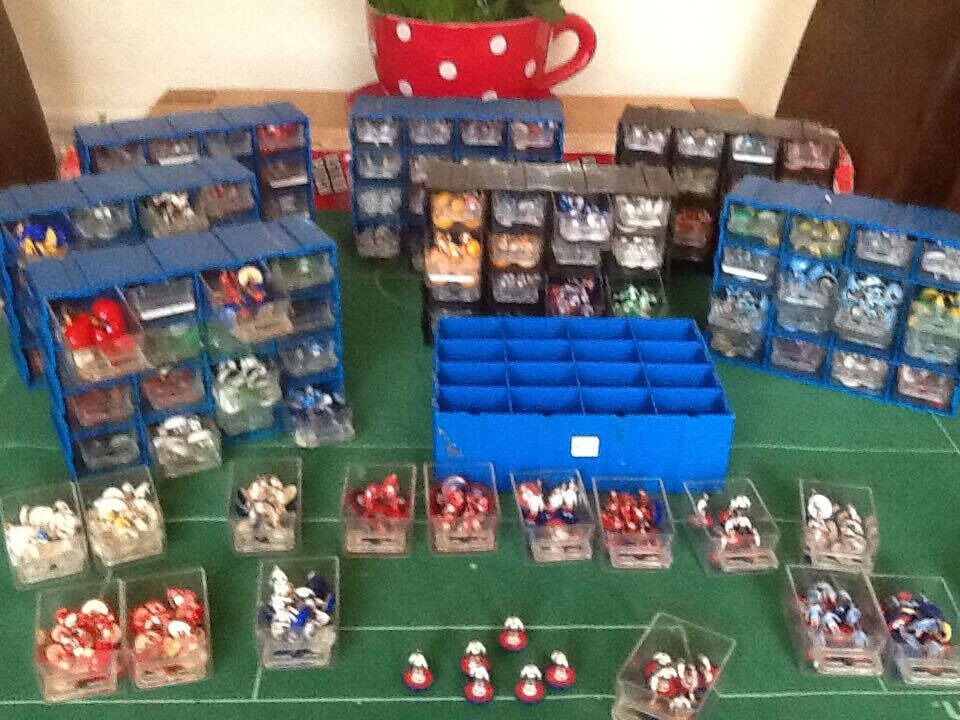 job lot of subbuteo 70 teams cups and various other accessories in great ayton north. Black Bedroom Furniture Sets. Home Design Ideas