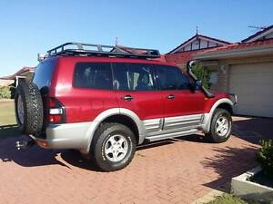 2002 Mitsubishi Pajero Wagon Canning Vale Canning Area Preview