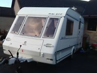 Touring Caravan with 2 previous owners in excellent condition