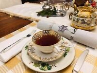 Holiday China Rental | Family gatherings, work parties, & more