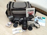 Cannon EOS-600 Camera/ Case
