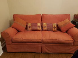 Sofa three seater good condition