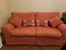 Sofa three seater good condition