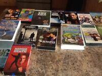 Collection VHS cassettes