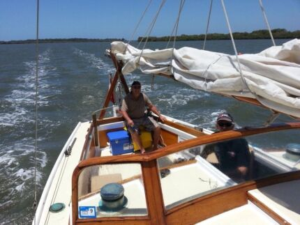 28 ft yacht.  Orca historically listed vessel
