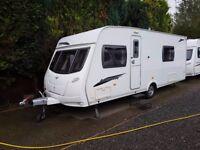 2010 Lunar Lexon SE 4 Berth caravan FIXED BED, MOTOR MOVER, Bargain !!!