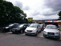 FAMILY RUN USED CAR DEALERSHIP IN BRISTOL. TURNOVER £500,000. SELLING 12 CARS A MONTH