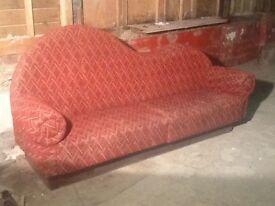 2 x lounge sofas