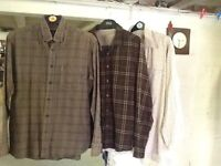 Mens Winter Shirts