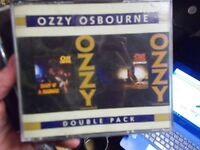 Ozzy Osbourne ‎– Diary Of A Madman/Blizzard Of Ozz, double CD
